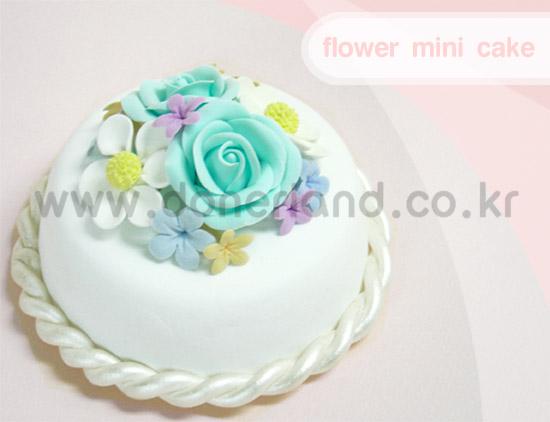 mini flower cake~